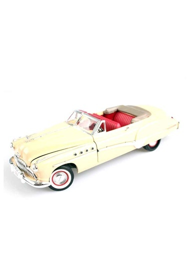 1949 BUICK Roadmaster 1/18-Motor Max